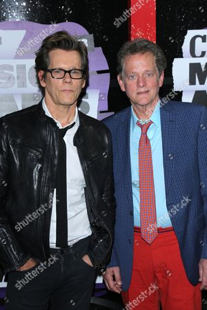 Kevin Bacon and Michael Bacon