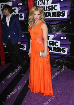 Editorial image of 2013 CMT Music Awards, Nashville, America - 05 Jun 2013