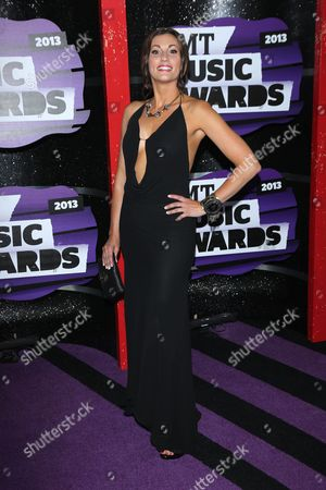 Editorial picture of 2013 CMT Music Awards, Nashville, America - 05 Jun 2013