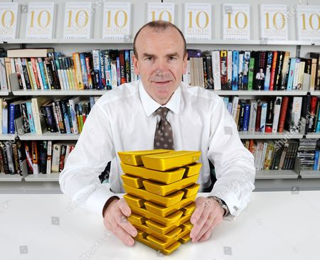 Sir Terry Leahy Former Ceo Of Tesco Whose Book 'management In 10 Words' Is Out Next Month. London. Features