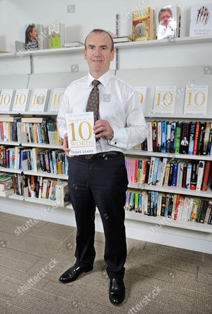 Image Shows Sir Terry Leahy Former Ceo Of Tesco Whose Book 'management In 10 Words' Is Out Next Month.