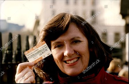 Daily Mail Writer Catherine Smith With Her Travel Account.