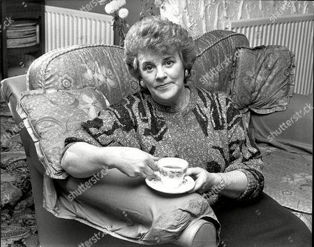 Mrs Sue Reardon Ex Wife Of Snooker Player Ray Reardon.