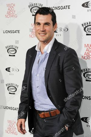Editorial picture of 'Much Ado About Nothing' film screening, Los Angeles, America - 05 Jun 2013