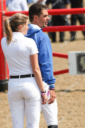 Editorial picture of Global Horse Championship at the Olympic Park, London, Britain - 06 Jun 2013