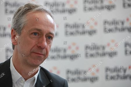 Roly Keating, Chief Executive, British Library