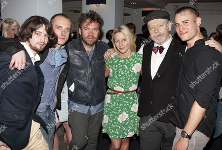Editorial picture of 'Happy New' play press night after party, London, Britain - 06 Jun 2013