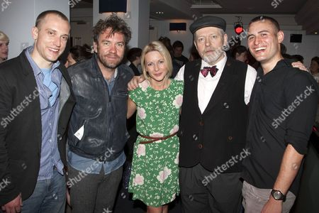 Editorial image of 'Happy New' play press night after party, London, Britain - 06 Jun 2013