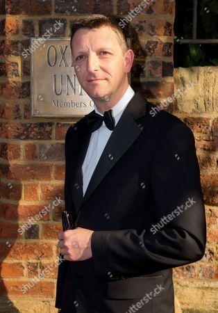 Stock Photo of Mark Easton
