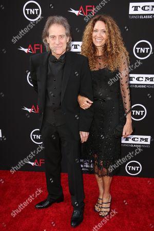Richard Lewis and wife Joyce Lapinsky