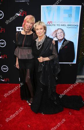 Editorial image of AFI's 41st Life Achievement Award Gala honoring Mel Brooks, Los Angeles, America - 06 Jun 2013