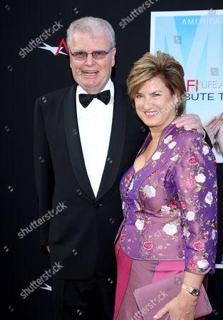Sir Howard Stringer and Jennifer Stringer
