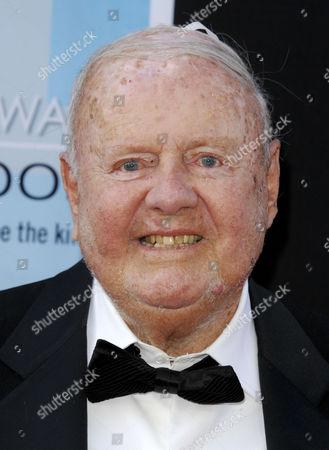 Stock Photo of Dick Van Patten