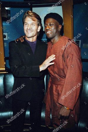 PATRICK SWAYZE AND WESLEY SNIPES