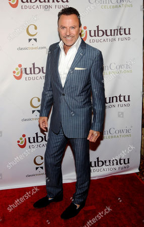 Editorial picture of Ubuntu Education Fund 14th Anniversary Gala, New York, America - 06 Jun 2013