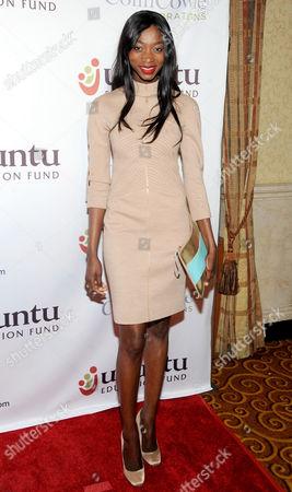 Editorial photo of Ubuntu Education Fund 14th Anniversary Gala, New York, America - 06 Jun 2013