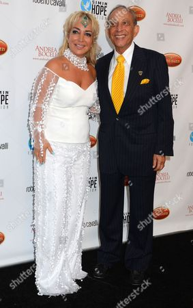 Editorial photo of Simin Hope Foundation presents 'A Celebration of All Fathers' Gala, Los Angeles, America - 06 Jun 2013
