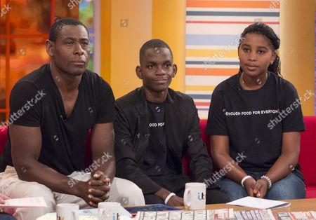 Editorial picture of 'Daybreak' TV Programme, London, Britain. - 07 Jun 2013