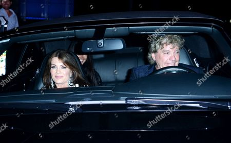 Editorial image of Celebrities at Bootsy Bellows in West Hollywood, Los Angeles, America - 06 Jun 2013