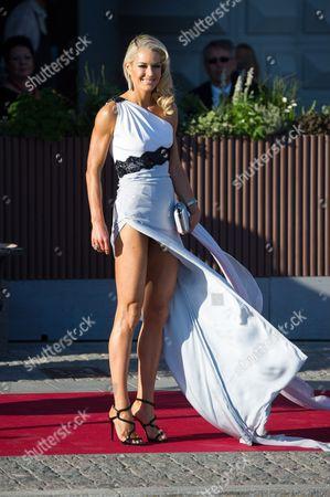 Stock Picture of Celina Midelfart