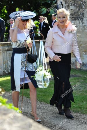 Guest and Princess Michael of Kent