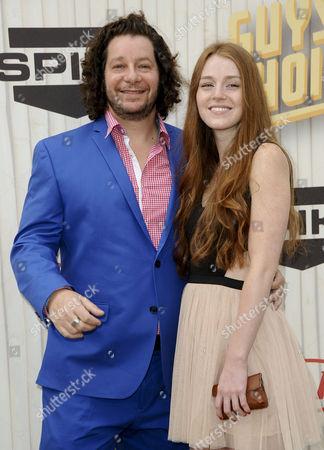 Editorial image of 2013 Spike TV Guys Choice Awards, Los Angeles, America - 08 Jun 2013