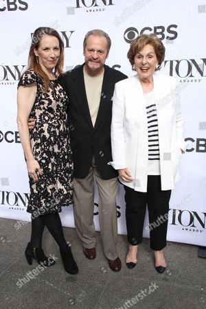 Gypsy Snider, Barry Weissler and Fran Weissler