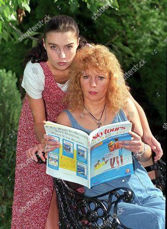 RACHEL COOPER AND HER MOTHER PAT COOPER