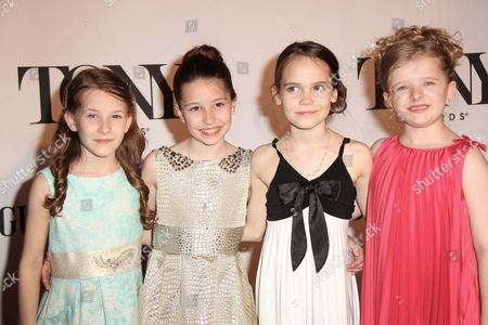 The Matildas - Sophia Gennusa, Bailey Ryon, Oona Laurence, Milly Shapiro