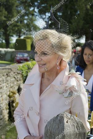 Stock Image of Princess Michael of Kent