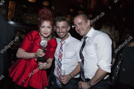 Editorial photo of 'Kinky Boots' cast Tony Awards After Party, New York, America - 10 Jun 2013