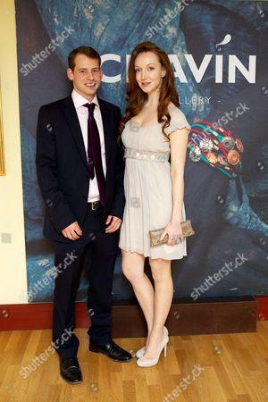 Simon Ogilvie-Harris and Olivia Grant