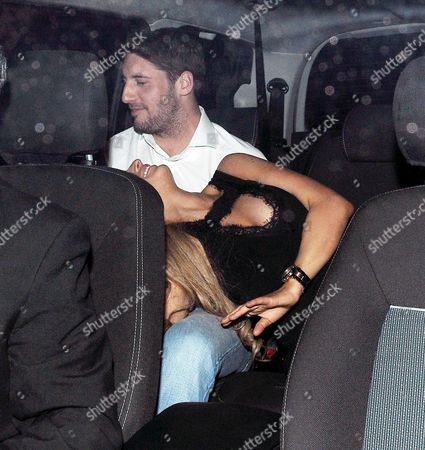 Nick Hogg and Chantelle Houghton