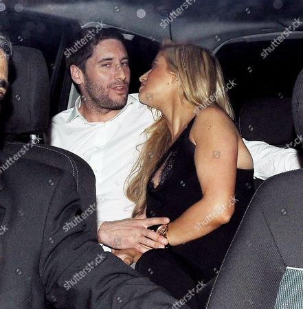 Stock Picture of Nick Hogg and Chantelle Houghton