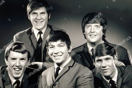 The Animals - John Steel, Alan Price, Chas Chandler, Hilton Valentine and Eric Burdon (c)