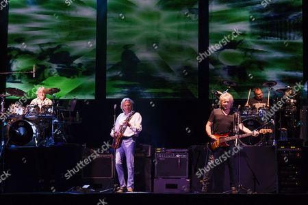 The Moody Blues - Graeme Edge, Justin Hayward and John Lodge