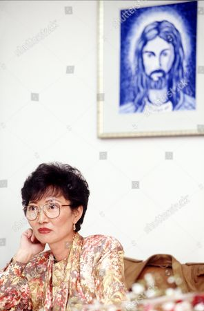 Stock Picture of Susana Higuchi