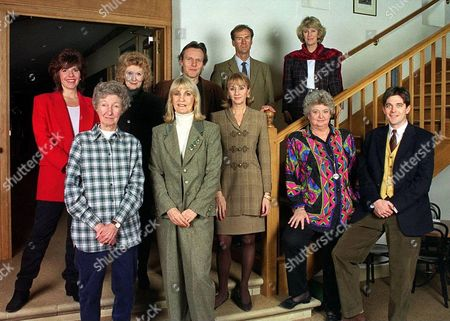 CAMILLA PARKER BOWLES, MAGGIE PHILBIN, MOIRS SHEARER, RANULPH FIENNES, PAT COOMBS, LYNN FAULDS, CLAIRE RAYNER, ANTHONY HEAD