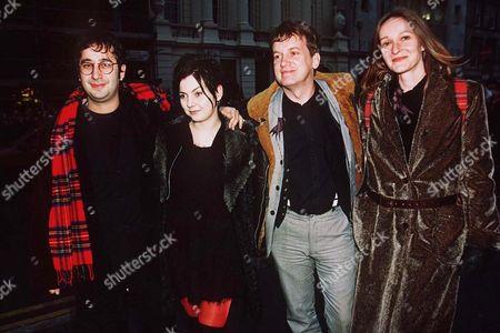 Editorial image of Lochness Film premiere, London, Britain - 1996