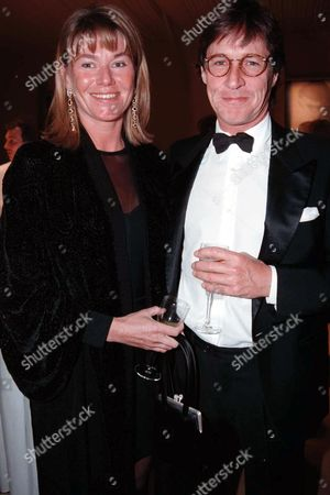 Stock Picture of KATE MENZIES AND HUSBAND SIMON SLATER