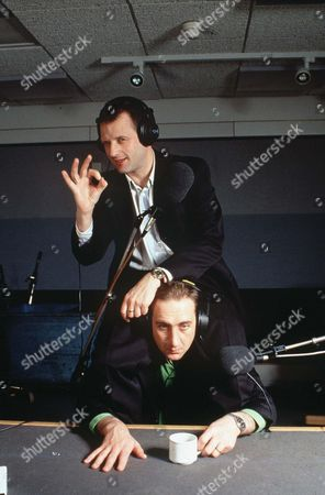 MARK RADCLIFFE WITH MARC RILEY