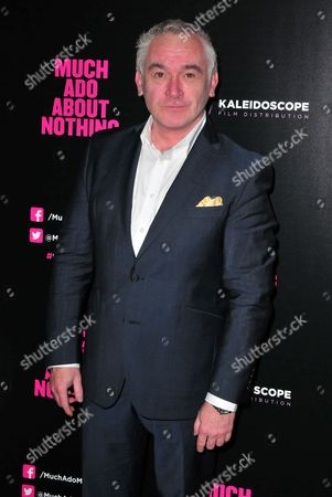 Editorial photo of 'Much Ado About Nothing'  film screening, London, Britain - 11 Jun 2013