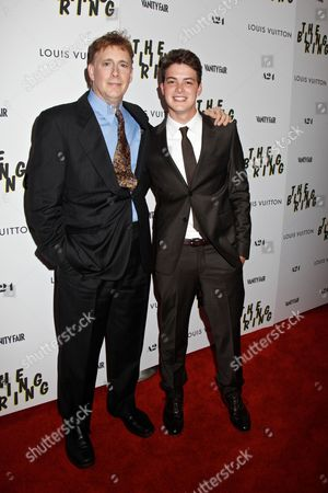 Marc Coppola and Israel Broussard