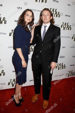 Maya Kazan and Michael Rabe