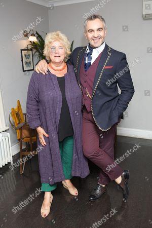 Diane Graeme-Baker (Decorator, Hollywood Me) & Martyn Lawrence Bullard