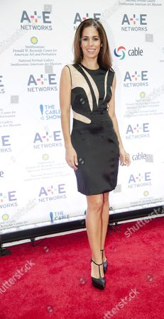 Editorial photo of A&E Networks hosts NCTA Chairman's Reception at the National Portrait Gallery, Washington DC, America - 11 Jun 2013