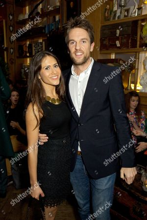 Stock Picture of Zoe Stirling and Duncan Stirling