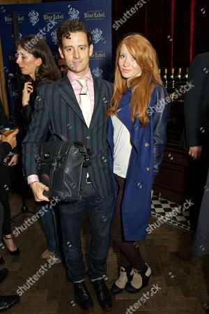 Editorial picture of Johnnie Walker party, London, Britain - 12 Jun 2013