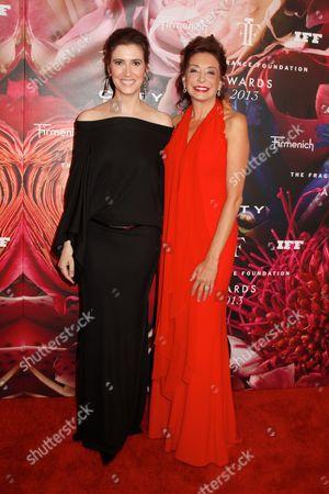 Elizabeth Musmanno and Jill Belasco