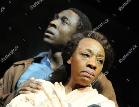 Eric Kofi Abrefa as David, Marianne Jean-Baptiste as Margaret
